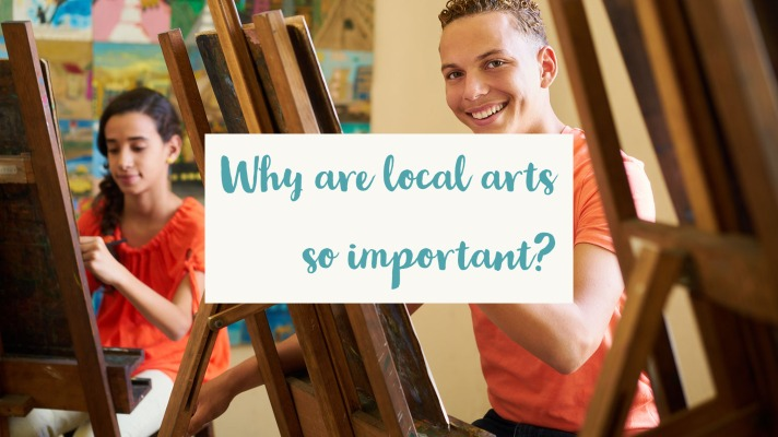 local art centers
